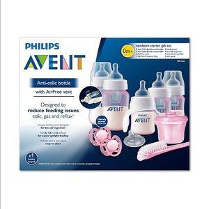 Philips Avent Anti-Colic Baby Beginner Gift Set